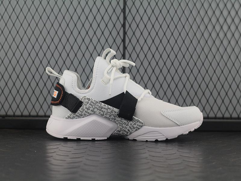 Nike Air Huarache City Low Just Do It Pack White W 2