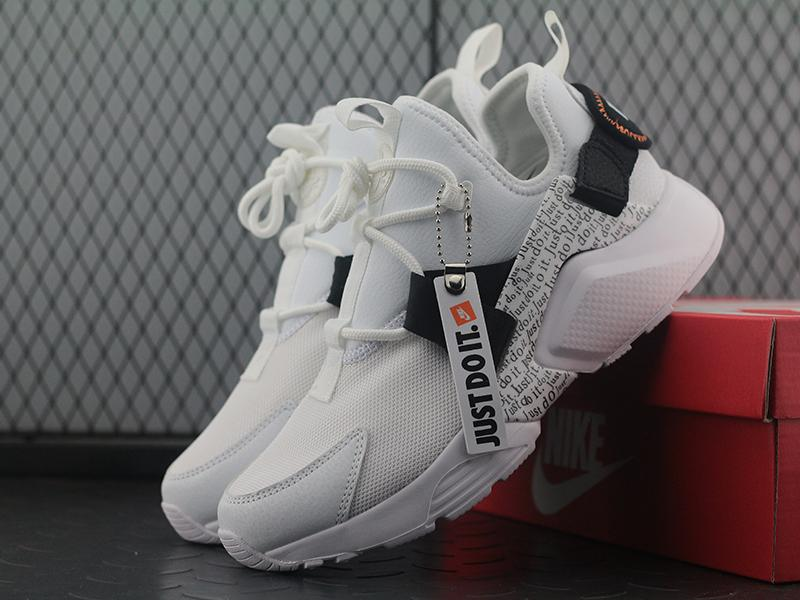Nike Air Huarache City Low Just Do It Pack White W 6