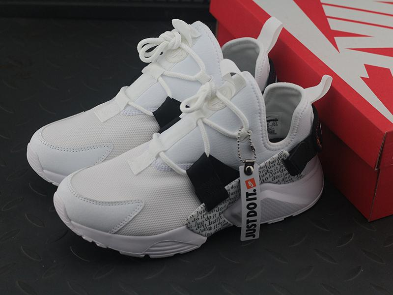 Nike Air Huarache City Low Just Do It Pack White W 7