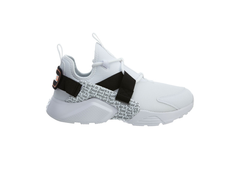 Nike Air Huarache City Low Just Do It Pack White W