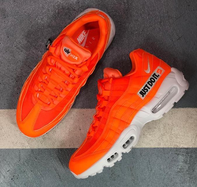 Nike Air Max 95 Just Do It Pack Orange 2