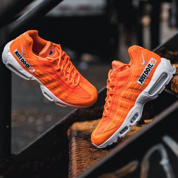 Nike Air Max 95 Just Do It Pack Orange 3