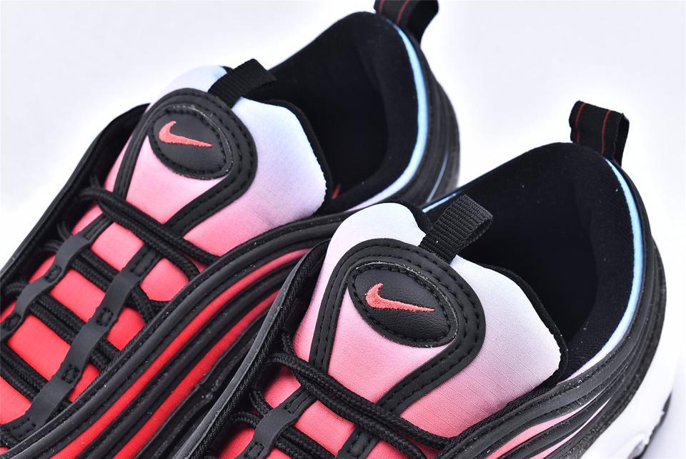 Nike Air Max 97 Black Ember Glow Red 3