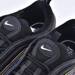Nike Air Max 97 Black Multi Stitch W 4