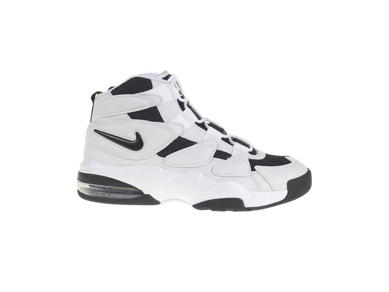 Nike Air Max Uptempo 2 White Black