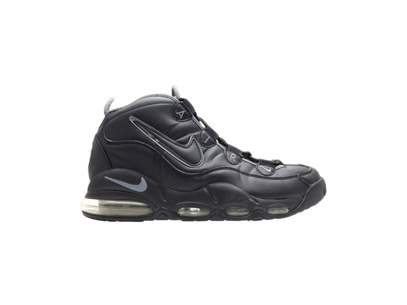 Nike Air Max Uptempo Black Cool Grey
