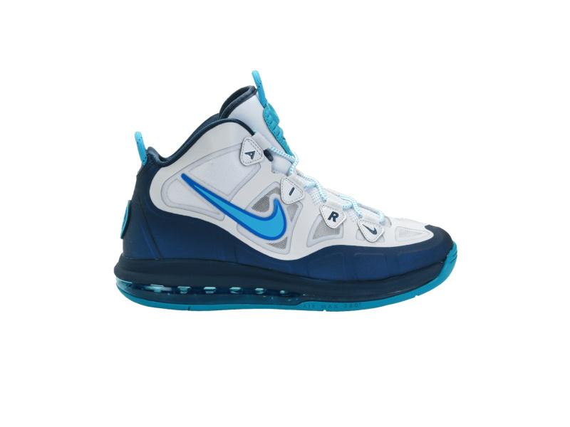Nike Air Max Uptempo Fuse 360 Turquoise Squadron Blue