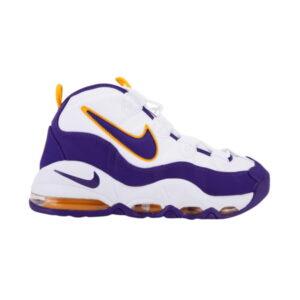 Nike Air Max Uptempo Lakers Derek Fisher