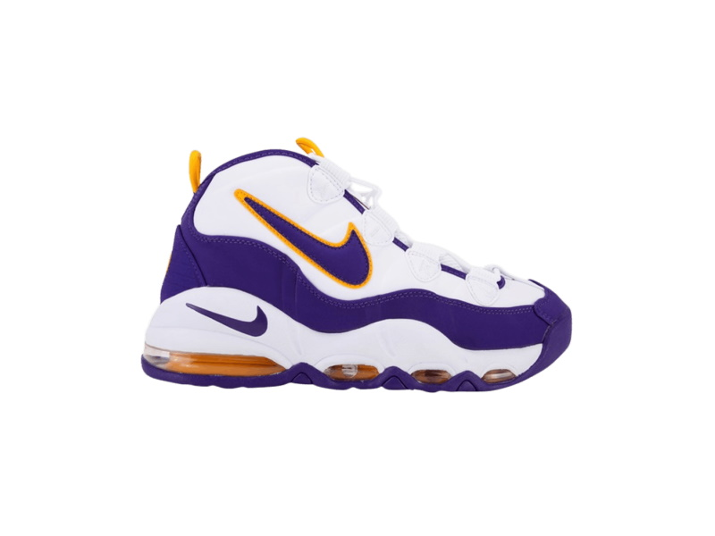 Nike Air Max Uptempo Lakers Derek Fisher