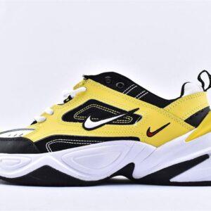 Nike M2K Tekno Yellow 1