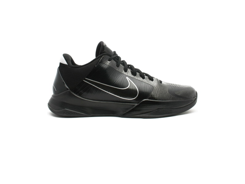 Nike Zoom Kobe 5 Black Out