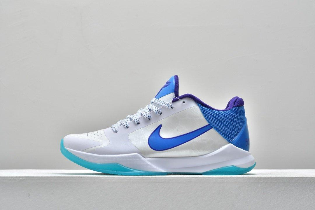 Nike Zoom Kobe 5 Draft Day 1