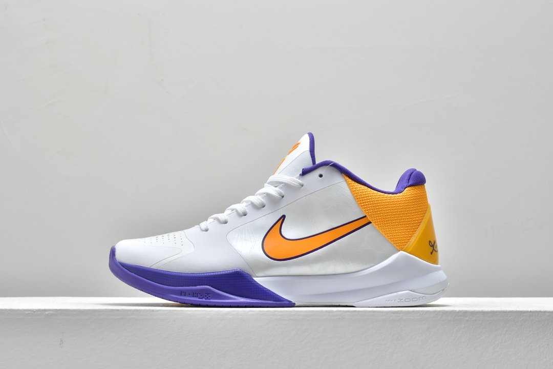 Nike Zoom Kobe 5 Lakers 1