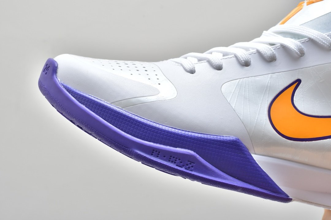 Nike Zoom Kobe 5 Lakers 12