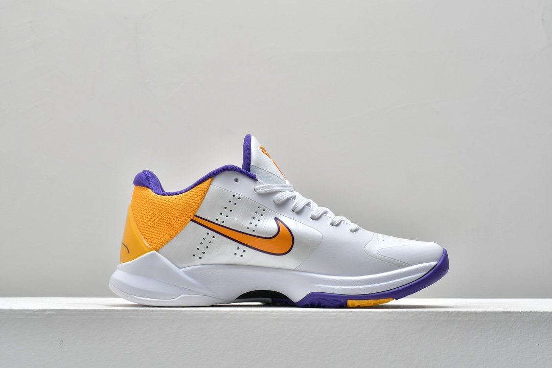 Nike Zoom Kobe 5 Lakers 2 1