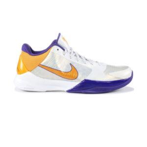 Nike Zoom Kobe 5 Lakers 2