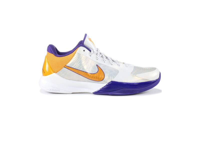 Nike Zoom Kobe 5 Lakers 2