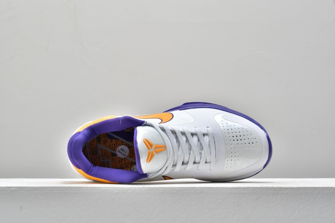 Nike Zoom Kobe 5 Lakers 3