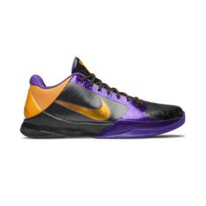 Nike Zoom Kobe 5 Lakers