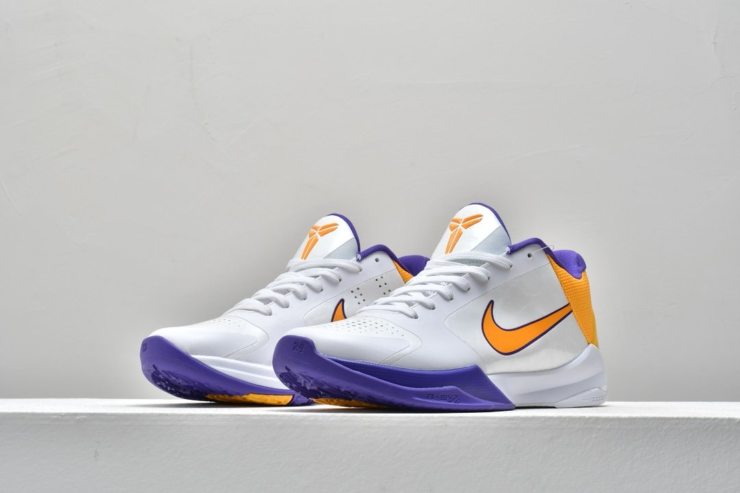 Nike Zoom Kobe 5 Lakers 5