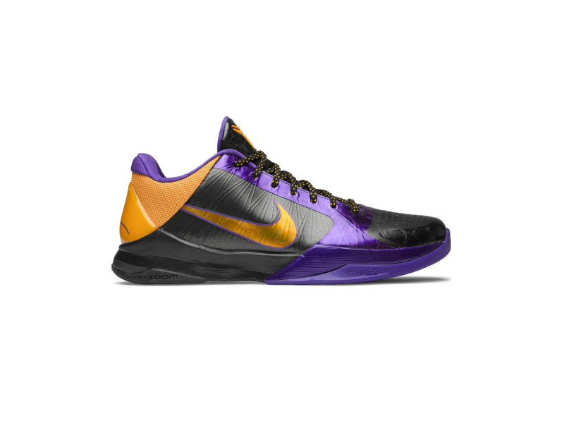 Nike Zoom Kobe 5 Lakers