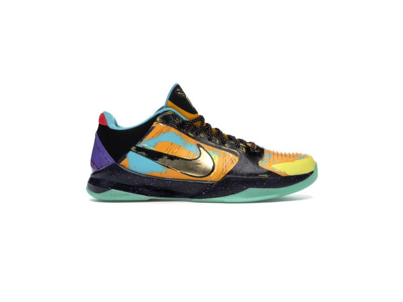 Nike Zoom Kobe 5 Prelude Finals MVP
