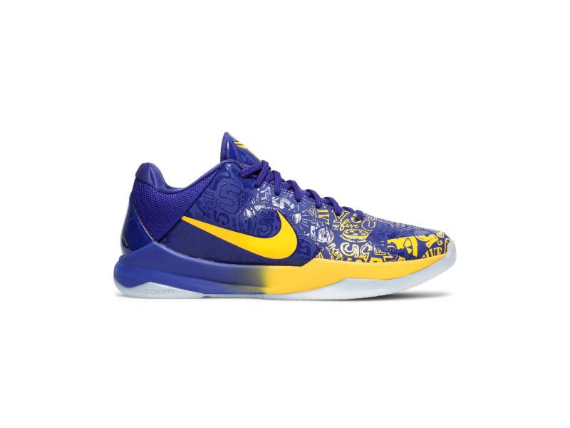 Nike Zoom Kobe 5 Protro 5 Rings