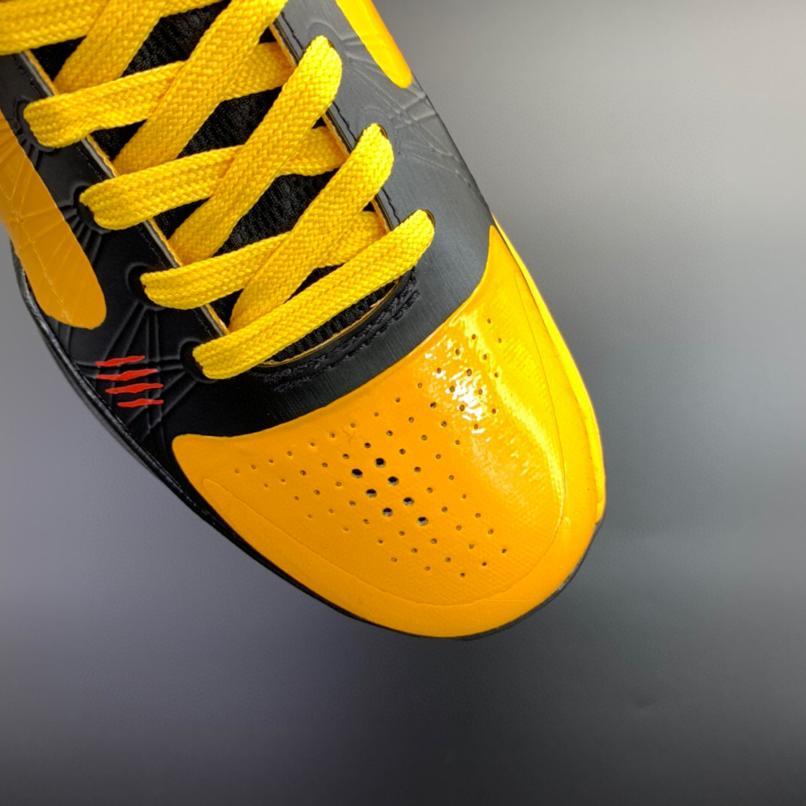 Nike Zoom Kobe 5 Protro Bruce Lee 10