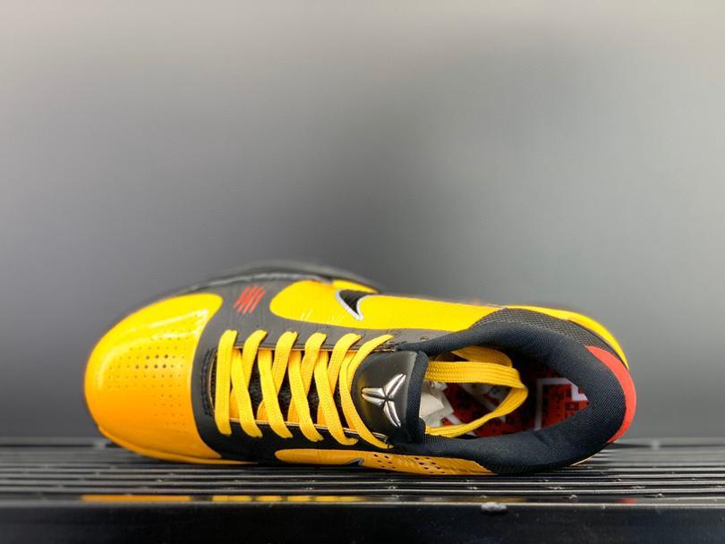 Nike Zoom Kobe 5 Protro Bruce Lee 3