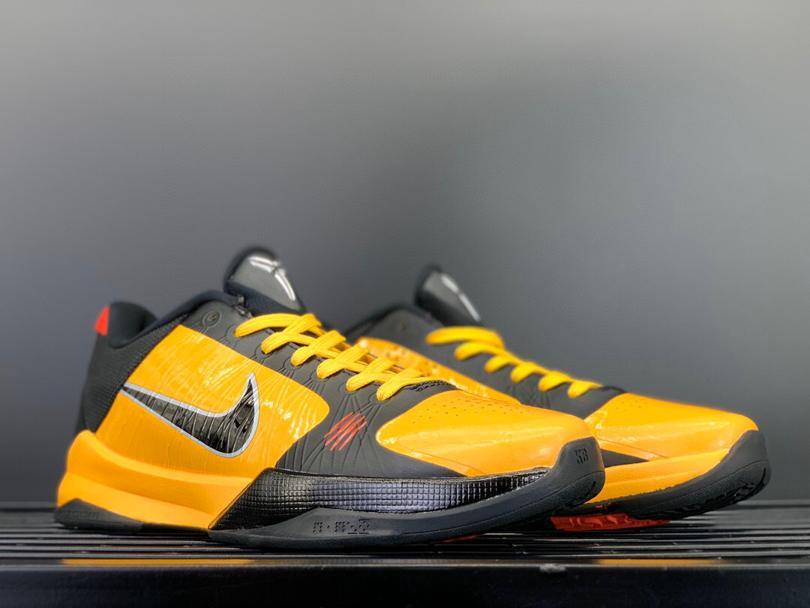 Nike Zoom Kobe 5 Protro Bruce Lee 5