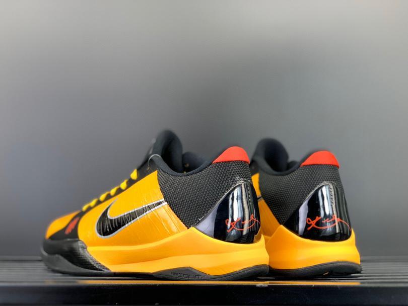 Nike Zoom Kobe 5 Protro Bruce Lee 6