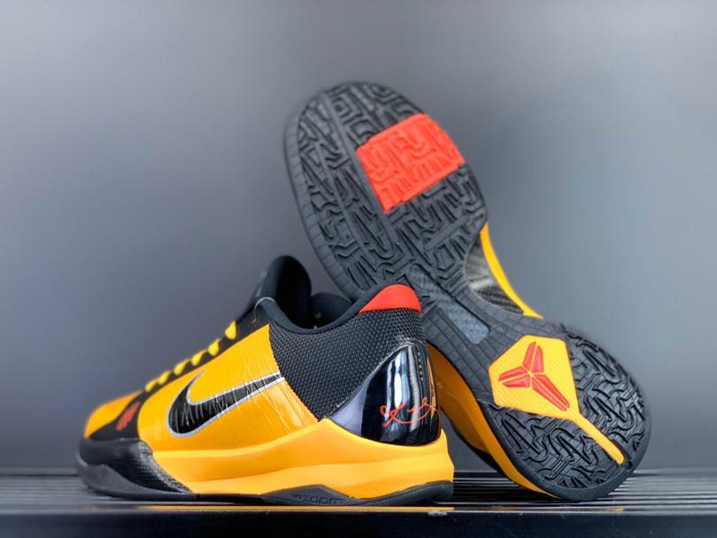 Nike Zoom Kobe 5 Protro Bruce Lee 7