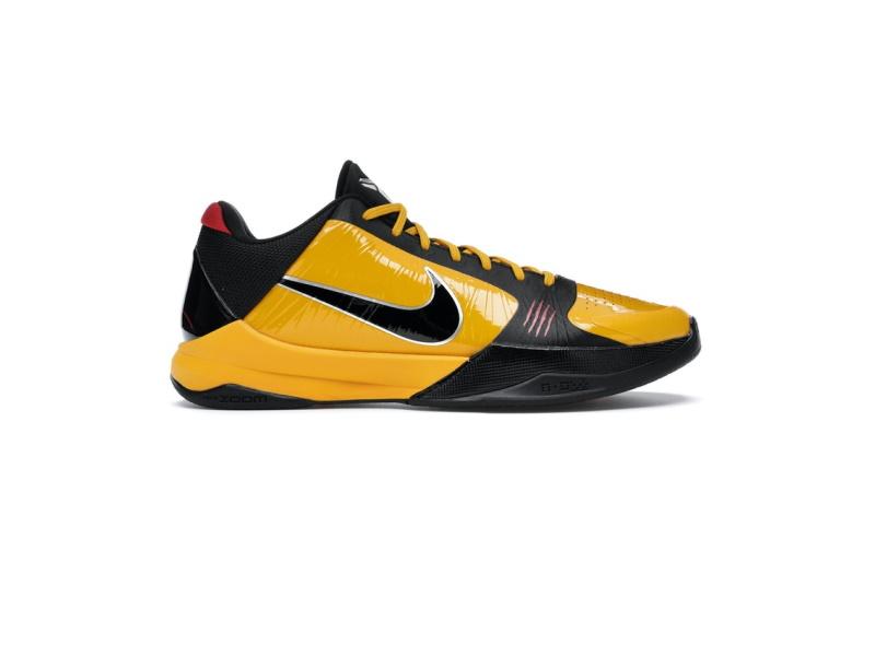 Nike Zoom Kobe 5 Protro Bruce Lee