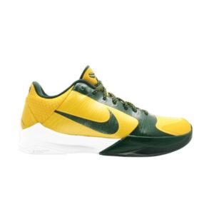 Nike Zoom Kobe 5 Rice Yellow