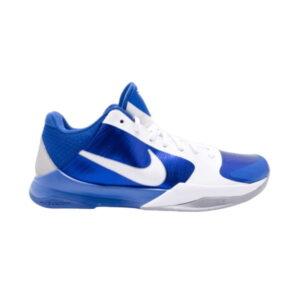 Nike Zoom Kobe 5 White Varsity Royal