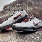Nike Zoom Kobe 5 Wolf Grey 4