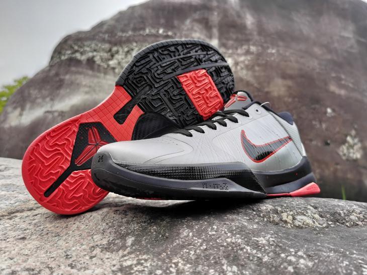 Nike Zoom Kobe 5 Wolf Grey 5