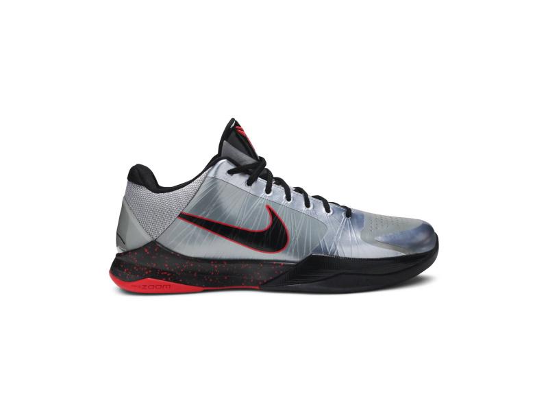 Nike Zoom Kobe 5 Wolf Grey