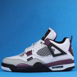 Paris Saint Germain x Air Jordan 4 Retro Bordeaux 1