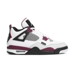 Paris Saint Germain x Air Jordan 4 Retro Bordeaux
