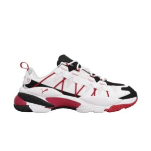 Puma LQDCELL Omega White Red