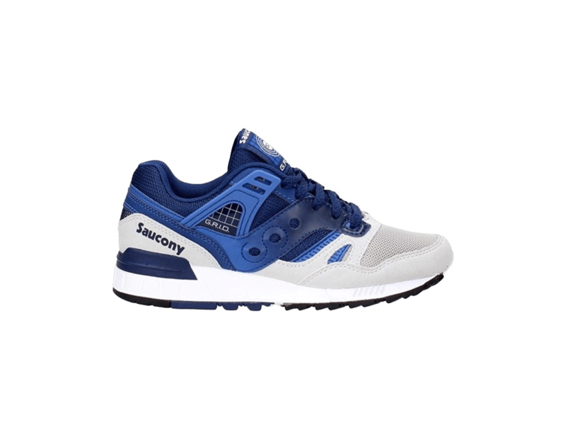 Saucony Grid SD Blue Grey