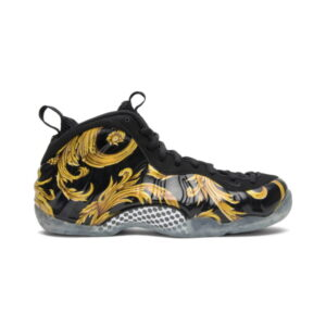 Supreme x Air Foamposite One SP Black