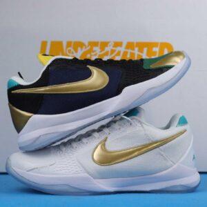Undefeated x Nike Zoom Kobe 5 Protro What If Pack SB 1