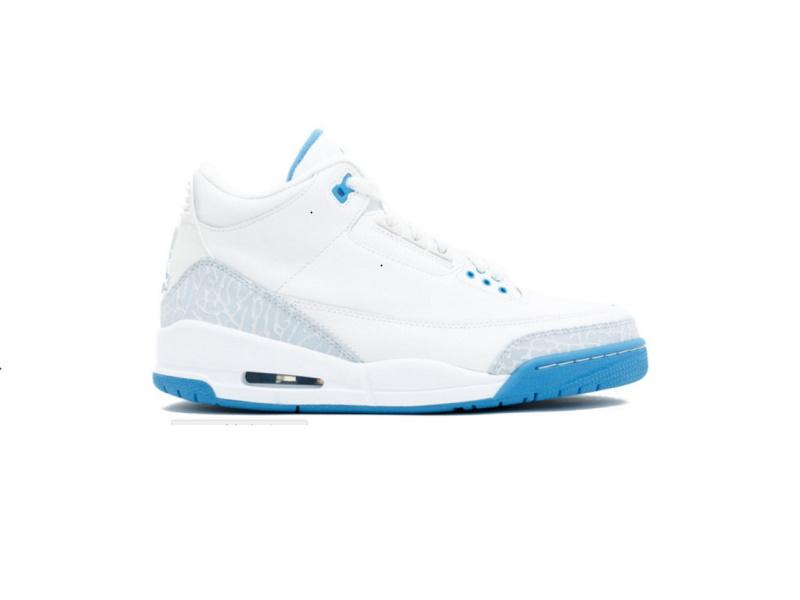 Wmns Air Jordan 3 Retro Harbor Blue