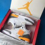 Wmns Air Jordan 3 Retro Laser Orange 10