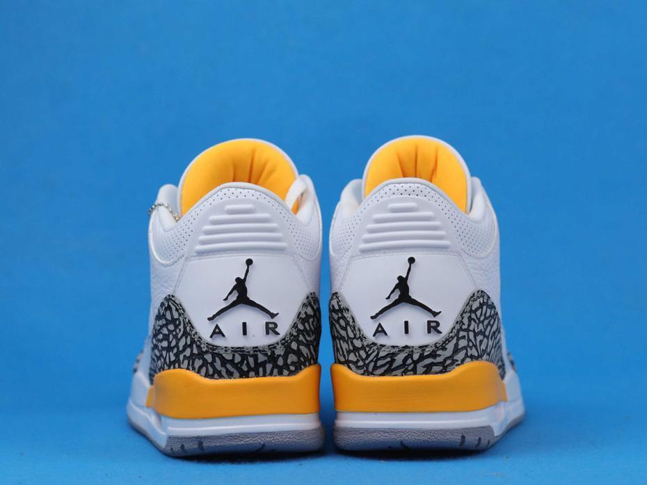 Wmns Air Jordan 3 Retro Laser Orange 4