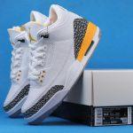 Wmns Air Jordan 3 Retro Laser Orange 9