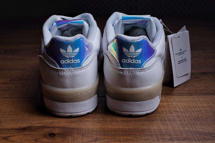 Wmns adidas Rivalry Low Footwear White 6