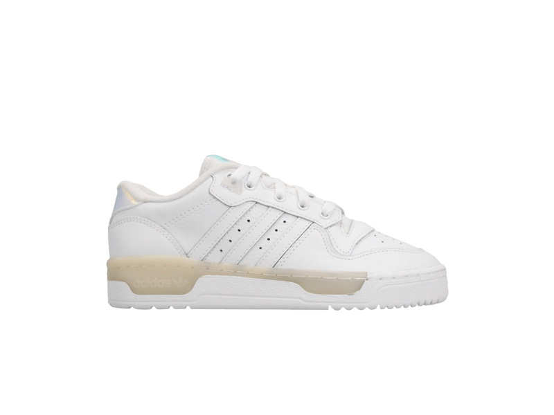 Wmns adidas Rivalry Low Footwear White